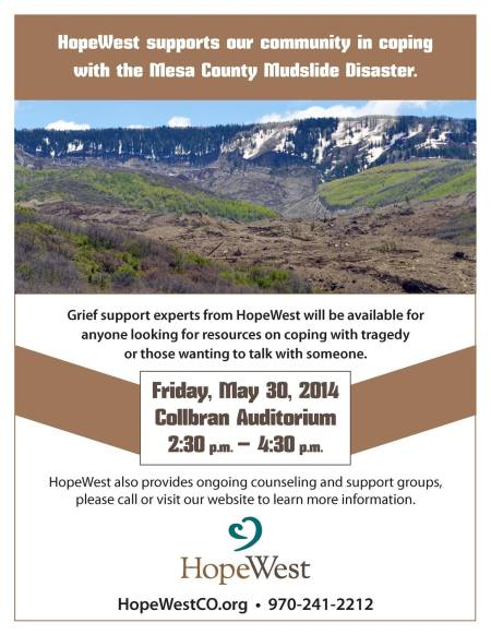 HopeWest Flyer