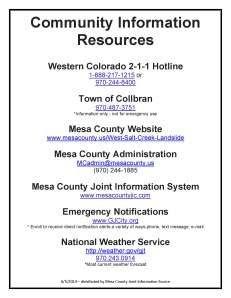 2014 06 05 Collbran Community Resource List MC